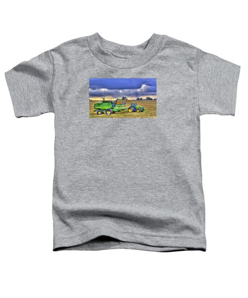 Farm Harvest 1 Toddler T-Shirt
