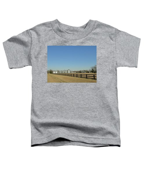 Farm Toddler T-Shirt