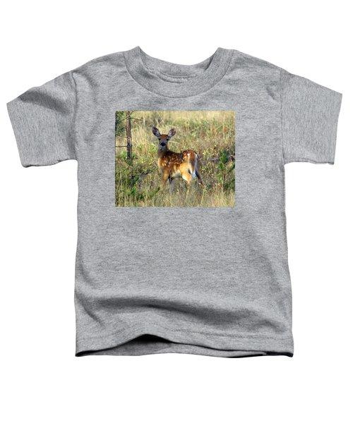 Fawn Toddler T-Shirt