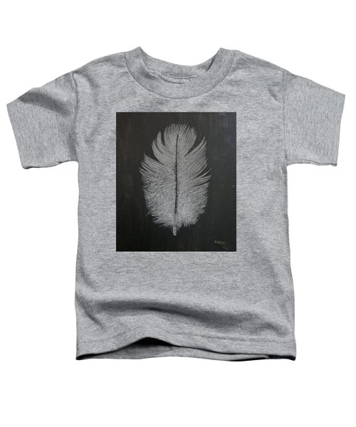 Feather 1 Toddler T-Shirt