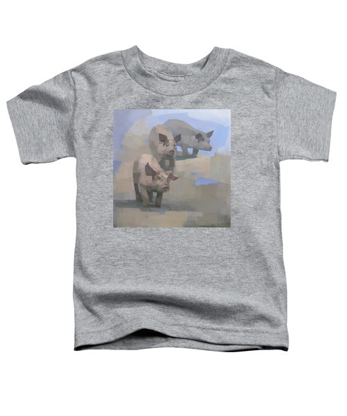 Feed Time Toddler T-Shirt