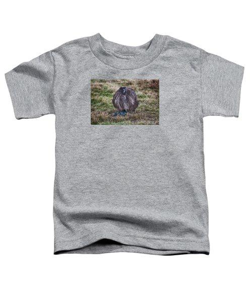Feeling Kinda Broody  Toddler T-Shirt by Douglas Barnard