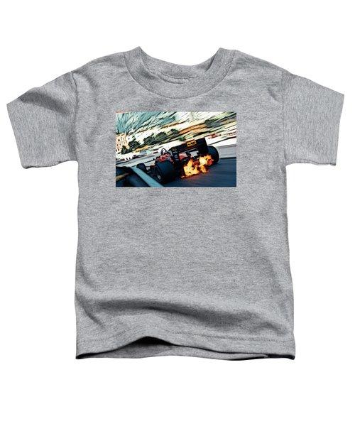 Ferrari 156/85 V6 Toddler T-Shirt