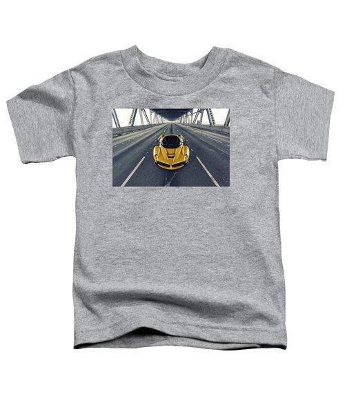 Ferrari Laferrari Toddler T-Shirt