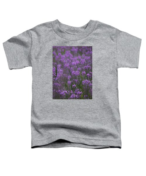 Field Of Fireweed Toddler T-Shirt