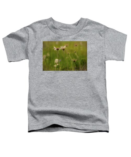 Field Of Flowers 2 Toddler T-Shirt