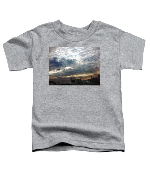 Fierce Skies Toddler T-Shirt