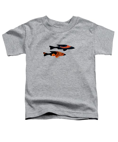 Fiery Duo Toddler T-Shirt