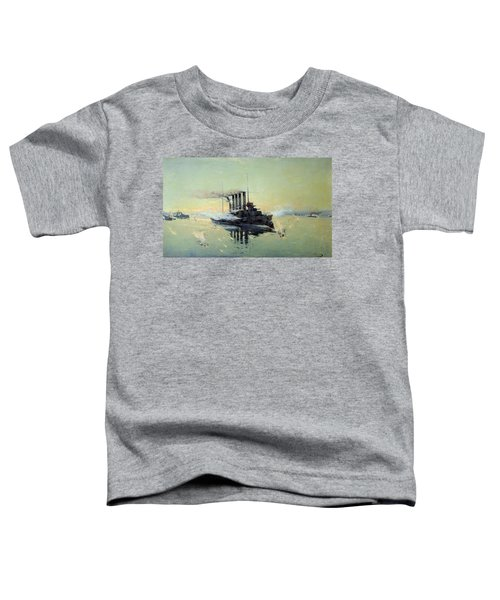 Fighting On July In The Yellow Sea Toddler T-Shirt