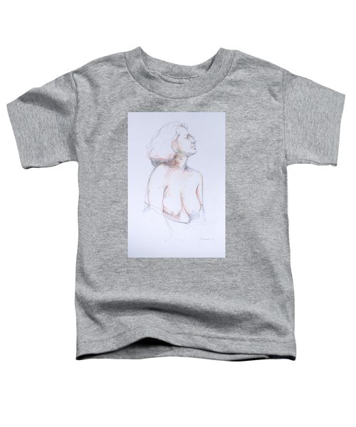 Figure Study Profile 1 Toddler T-Shirt