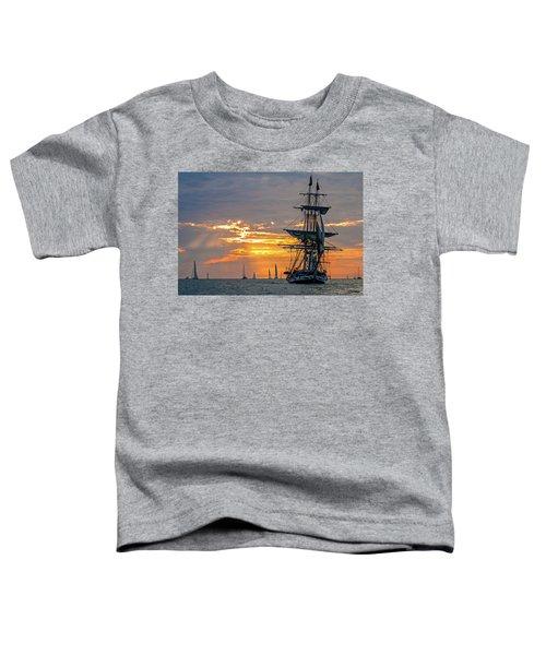 Final Voyage Toddler T-Shirt