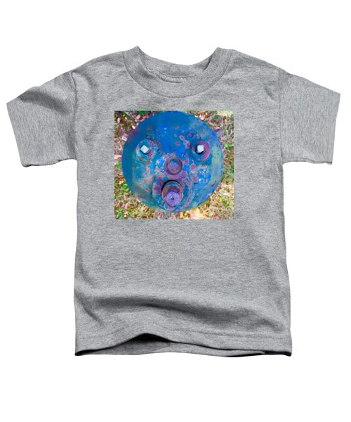 Fire Hydrant # 11 Toddler T-Shirt