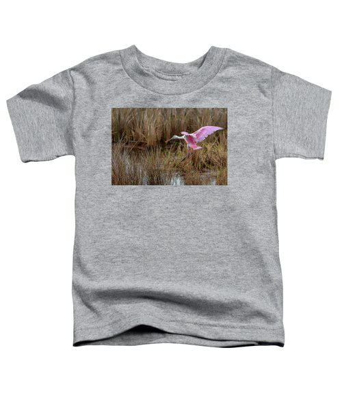 First Arrival Toddler T-Shirt