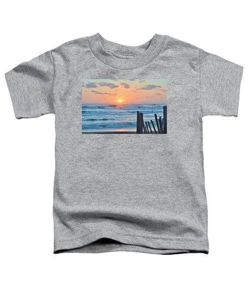 First Day Of Spring  Toddler T-Shirt