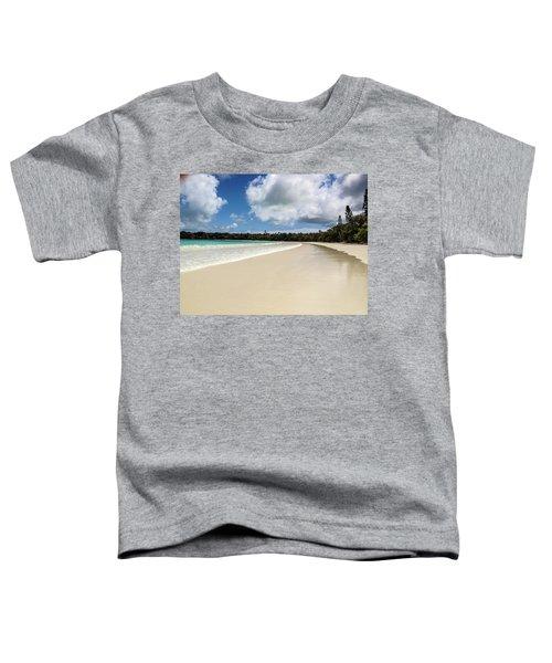 First Footprints Toddler T-Shirt