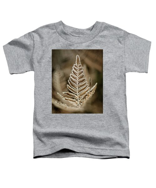 First Frost Toddler T-Shirt