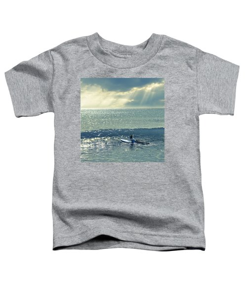 First Of The Day Toddler T-Shirt