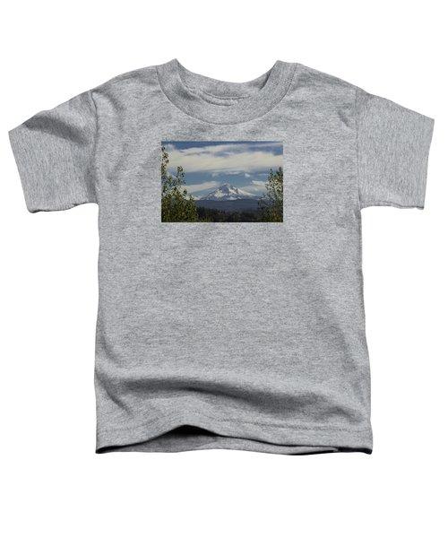 First Snow Toddler T-Shirt