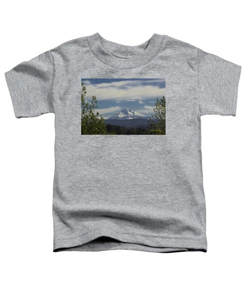 First Snow Signed Toddler T-Shirt