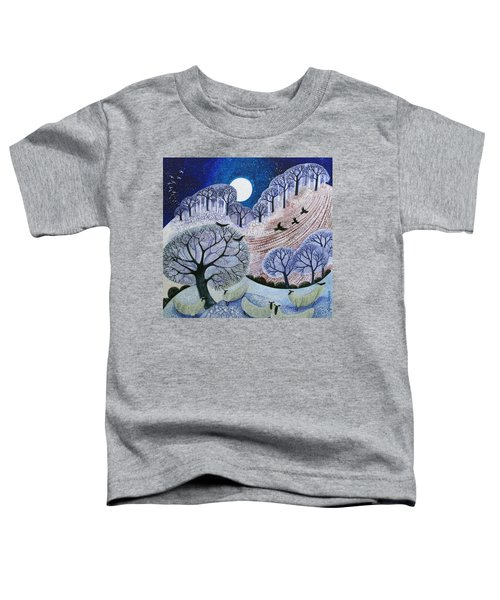 First Snow Surrey Hills Toddler T-Shirt