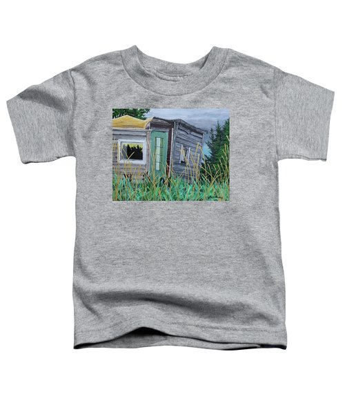 Fish Shack Toddler T-Shirt