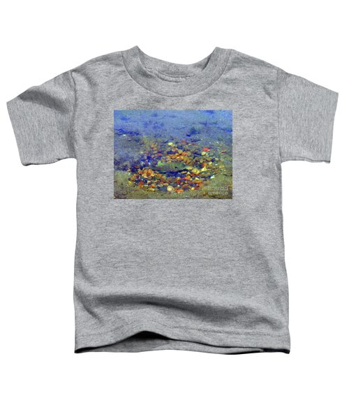Fish Spawning Toddler T-Shirt