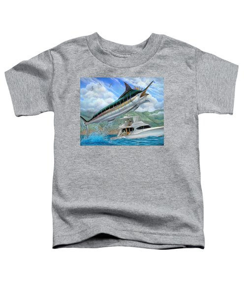 Fishing In The Vintage Toddler T-Shirt