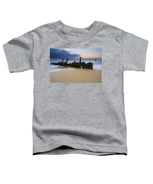 Fishing With History Toddler T-Shirt