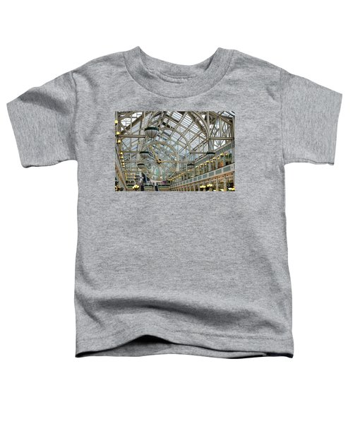 Five To Three - At St. Stephens Green Shopping Centre In Dublin Toddler T-Shirt