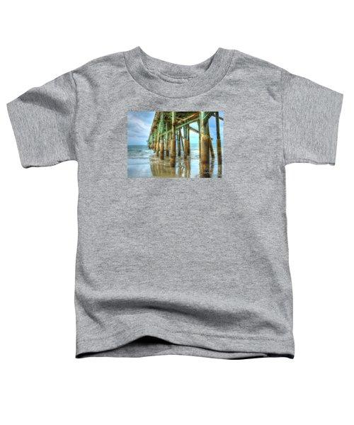 Flagler Pier Toddler T-Shirt