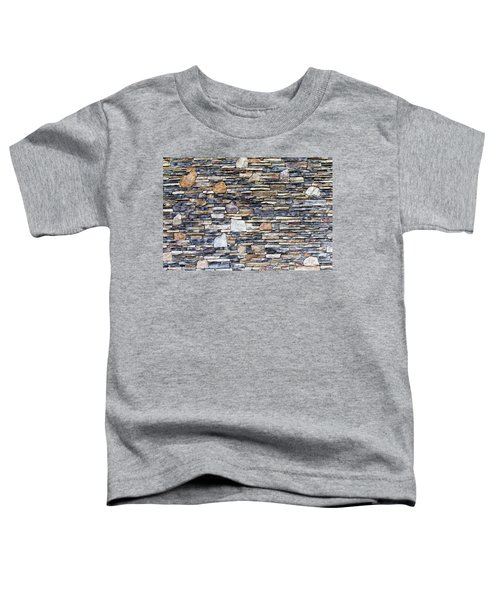 Flagstone Wall Toddler T-Shirt