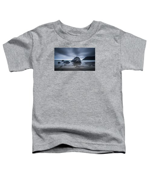 Flakstad Beach Toddler T-Shirt