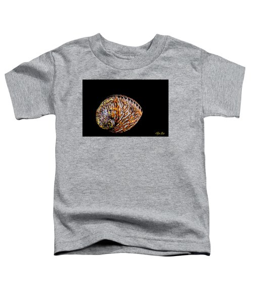 Flame Abalone Toddler T-Shirt