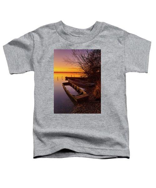 Flame Of Dawn Toddler T-Shirt
