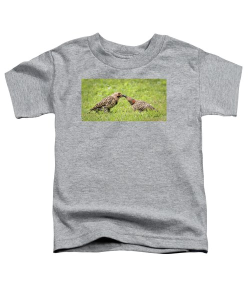 Flicker Feeding Toddler T-Shirt