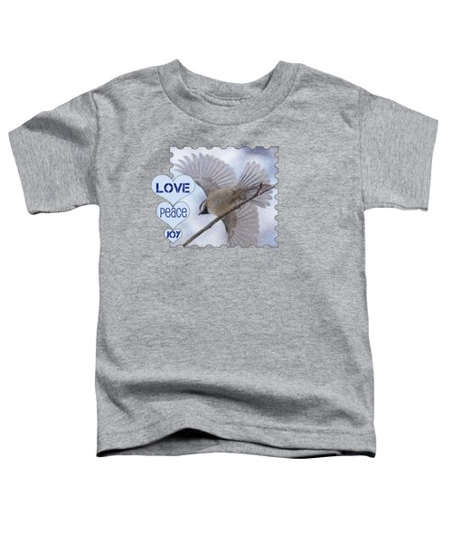 Flight Toddler T-Shirt by Karen Beasley