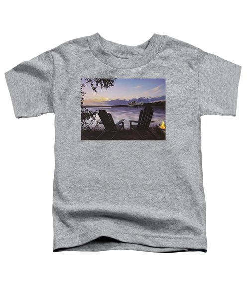 Float Plane Toddler T-Shirt