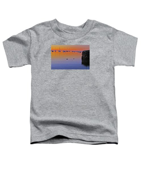 Floating Toddler T-Shirt