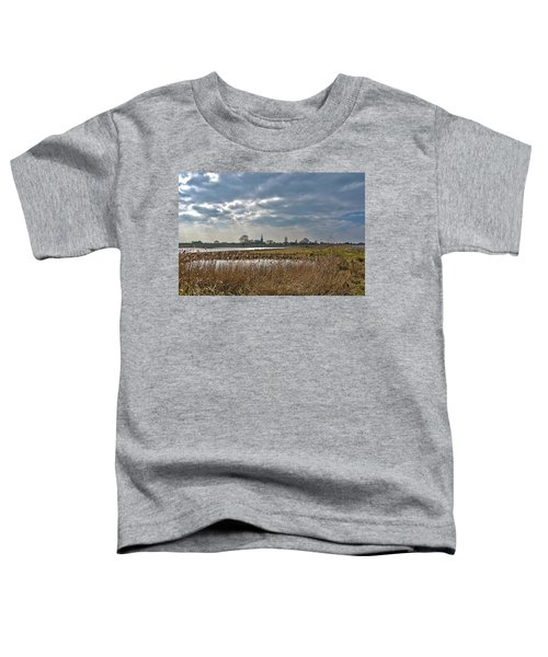 Floodplains Near Culemborg Toddler T-Shirt