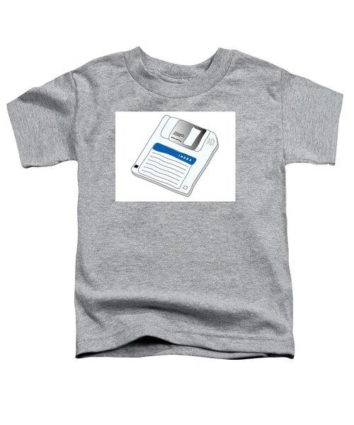 Floppy Disk Toddler T-Shirt