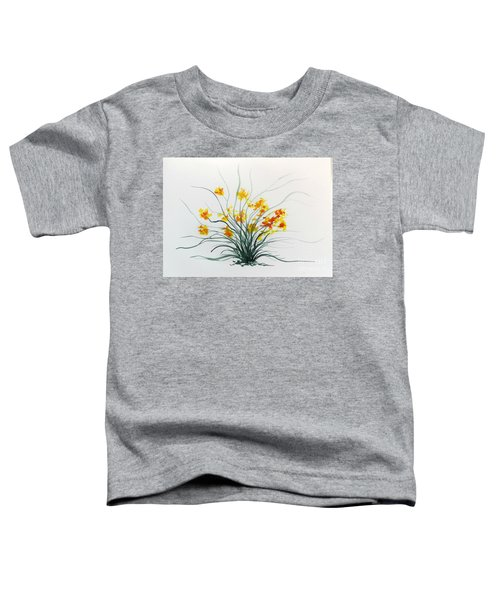 Floral 2 Toddler T-Shirt