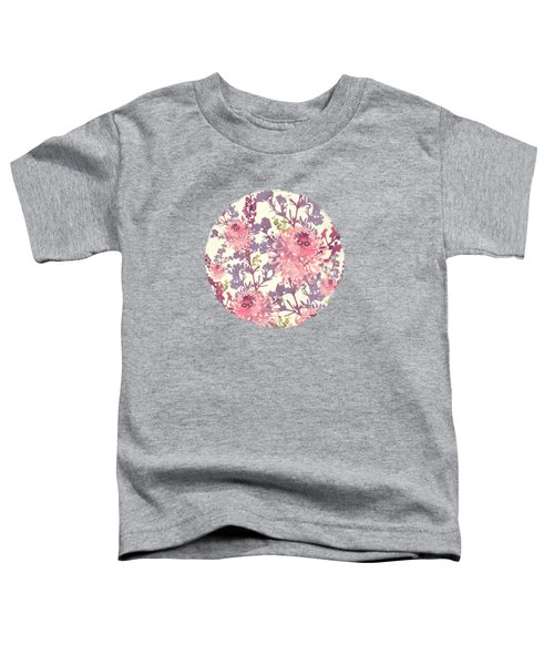 Floral II Toddler T-Shirt