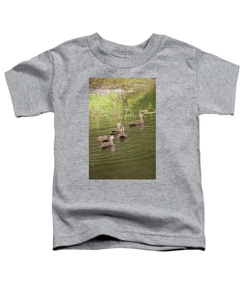Florida Mottled Family Toddler T-Shirt