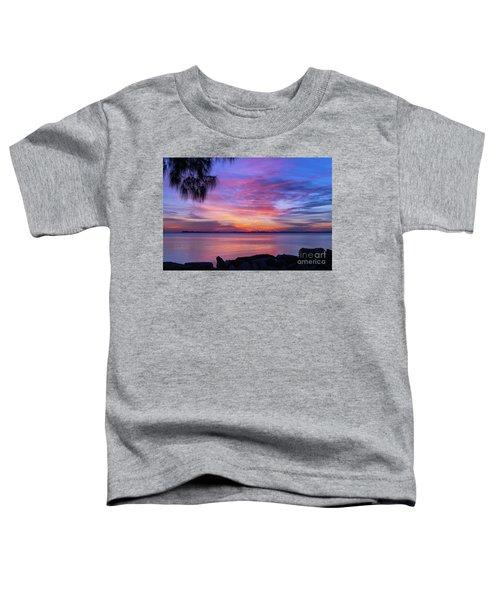 Florida Sunset #2 Toddler T-Shirt