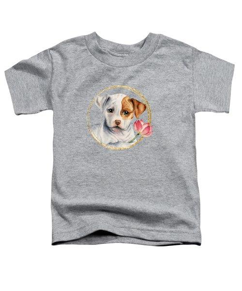 Flower Child 2 Toddler T-Shirt