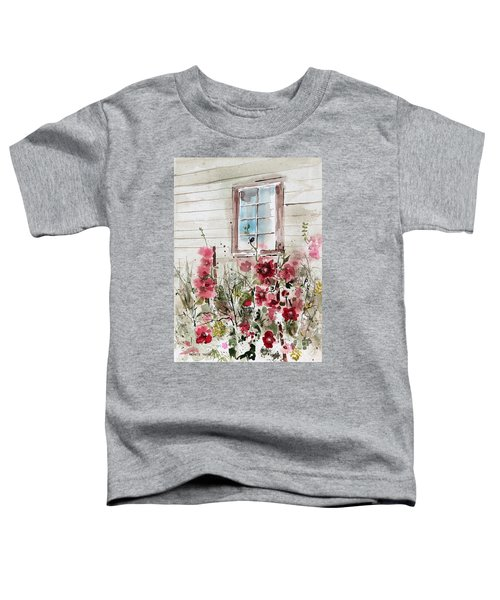 Flower Garden Toddler T-Shirt