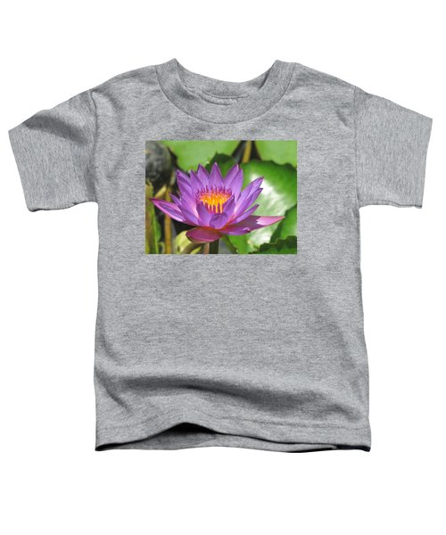 Flower Of The Lilly Toddler T-Shirt