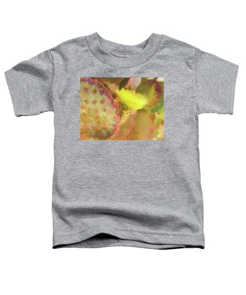 Flowering Pear Toddler T-Shirt