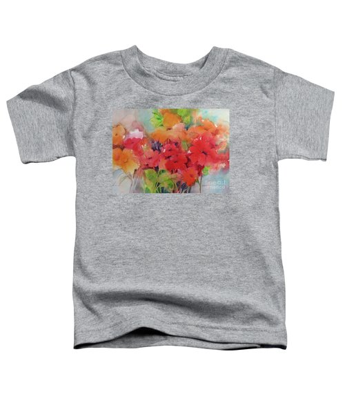 Flowers For Peggy Toddler T-Shirt