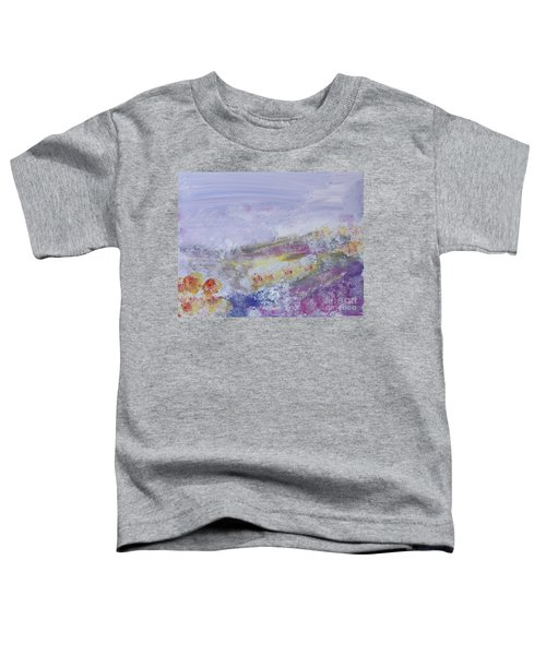 Flowers In The Ether Toddler T-Shirt